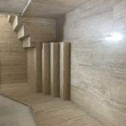 járólap: Budakalászi tömített matt csiszolt és fal: antikolt