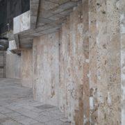 Budai Vár Mansfeld lépcső budakalászi mészkő