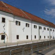 Szentlélek tér Vasarely múzeum budakalászi mészkő