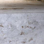 Budakalászi mészkő tömb
