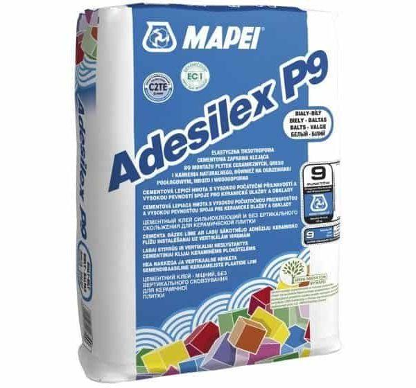 Adesilex P9 ragasztó